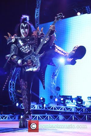Kiss and Gene Simmons