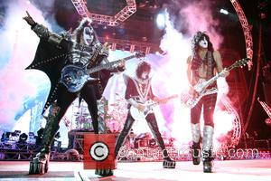 Kiss, Tommy Thayer, Paul Stanley and Eric Carr