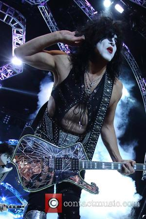 Kiss and Paul Stanley