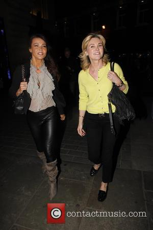 Lizzie Cundy and Anthea Turner