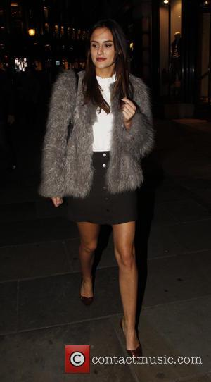 Lucy Watson - Launch of the Charli XCX and Impulse collaboration at her gig in Swallow Street - London, United...