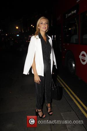 Stephanie Pratt - Launch of the Charli XCX and Impulse collaboration at her gig in Swallow Street - London, United...