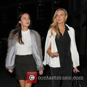 Lucy Watson , Stephanie Pratt - Launch of the Charli XCX and Impulse collaboration at The Cuckoo Club at The...