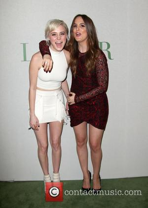 Alessandra Torresani and Caitlyn Chase
