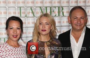 Alina Cho, Kate Hudson and John Demsey