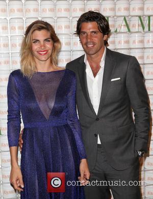 Nacho Figueras , Delfina Blaquier - La Mer 'Celebration of an Icon' Global Event hosted by Estée Lauder Companies Inc....