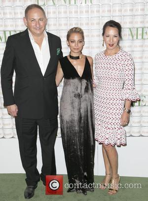 John Demsey, Nicole Richie and Sandra Main