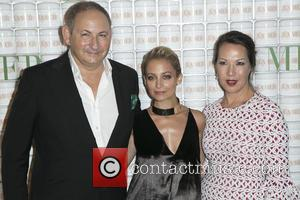 John Demsey, Nicole Richie , Sandra Main - La Mer 'Celebration of an Icon' Global Event hosted by Estée Lauder...
