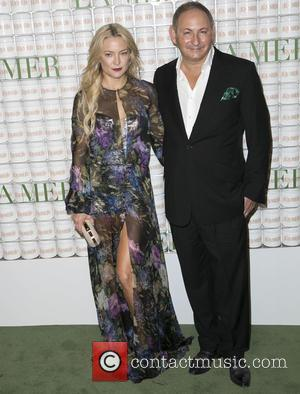 Kate Hudson , John Demsey - La Mer 'Celebration of an Icon' Global Event hosted by Estée Lauder Companies Inc....