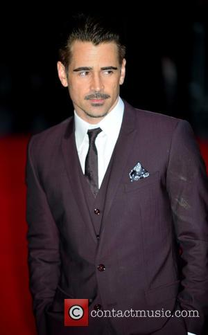 Colin Farrell - BFI London Film Festival Dare Gala Premiere of 'The Lobster' held at the Vue West End -...
