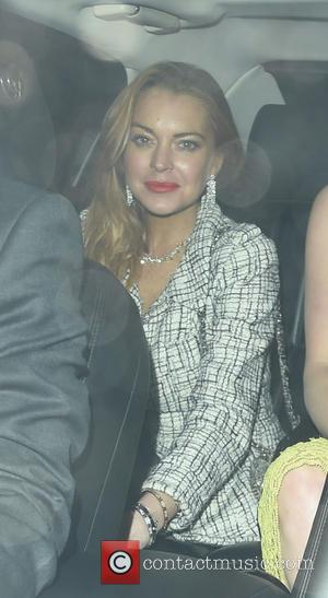 Lindsay Lohan - Damiani VIP event at Morton's Club - London, United Kingdom - Tuesday 13th October 2015