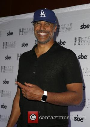 Rick Fox - Rick Fox takes over Hyde Bellagio during Lost Angels Industry Night Tuesday at Hyde Nightclub - Las...