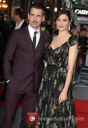 Rachel Weisz , Colin Farrell - The BFI London Film Festival Dare Gala Premiere of 'The Lobster' held at the...