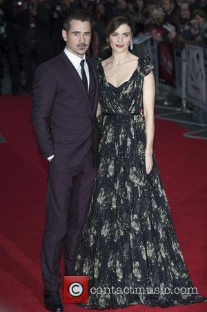 Colin Farrell , Rachel Weisz - The BFI London Film Festival Dare Gala Premiere of 'The Lobster' held at the...