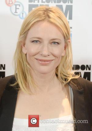 Cate Blanchett - BFI London Film Festival - 'Carol' - Photocall - Arrivals - London, United Kingdom - Wednesday 14th...