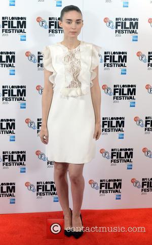 Rooney Mara - BFI London Film Festival - 'Carol' - Photocall - Arrivals - London, United Kingdom - Wednesday 14th...