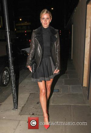 Nicky Hilton - Nicky Hilton leaving the Chiltern Firehouse - London, United Kingdom - Wednesday 14th October 2015