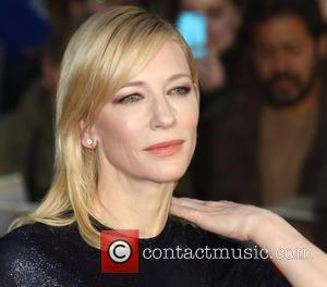 Cate Blanchett - LFF American Express Gala 'Carol' at the Odeon Leicester Square, London at Odeon Leicester Square - London,...