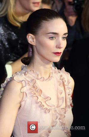 Rooney Mara - LFF American Express Gala 'Carol' at the Odeon Leicester Square, London at Odeon Leicester Square - London,...