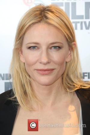 Cate Blanchett leaves her New York hotel - Manhattan New York United ...