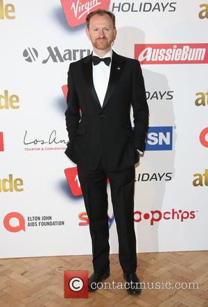 Mark Gatiss - The Attitude Awards 2015 held Banqueting House - Arrivals - London, United Kingdom - Wednesday 14th October...