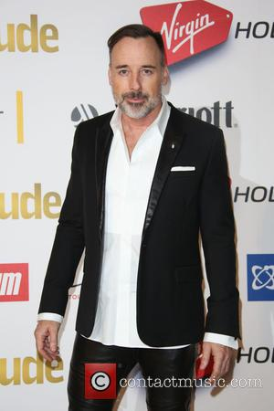 David Furnish - The Attitude Awards 2015 held Banqueting House - Arrivals - London, United Kingdom - Wednesday 14th October...