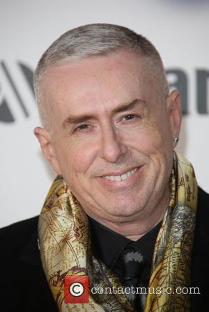 Holly Johnson - The Attitude Awards 2015 held Banqueting House - Arrivals - London, United Kingdom - Wednesday 14th October...