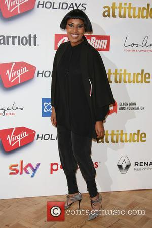 VV Brown - The Attitude Awards 2015 held Banqueting House - Arrivals - London, United Kingdom - Wednesday 14th October...