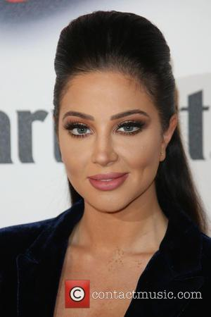 Tulisa Contostavlos - The Attitude Awards 2015 held Banqueting House - Arrivals - London, United Kingdom - Wednesday 14th October...