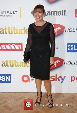 Lorraine Kelly - The Attitude Awards 2015 held Banqueting House - Arrivals - London, United Kingdom - Wednesday 14th October...