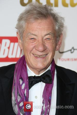 Sir Ian McKellen - The Attitude Awards 2015 held Banqueting House - Arrivals - London, United Kingdom - Wednesday 14th...