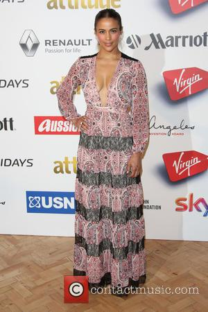 Paula Patton - The Attitude Awards 2015 held Banqueting House - Arrivals - London, United Kingdom - Wednesday 14th October...