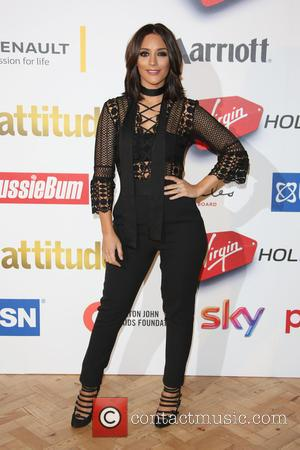 Frankie Bridge - The Attitude Awards 2015 held Banqueting House - Arrivals - London, United Kingdom - Wednesday 14th October...