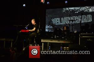 Ryan Key and Yellowcard