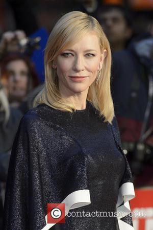 Cate Blanchett - BFI London Film Festival - Carol Premiere - Arrivals - London, United Kingdom - Wednesday 14th October...
