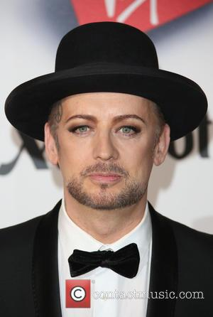 Boy George - The Attitude Awards 2015 held Banqueting House - Arrivals - London, United Kingdom - Wednesday 14th October...