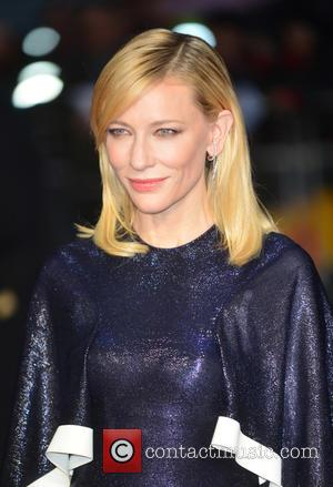Cate Blanchett - BFI London Film Festival - 'Carol' - American Express Gala  - Red Carpet Arrivals at Leicester...