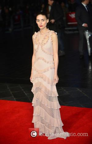 Rooney Mara - BFI London Film Festival - 'Carol' - American Express Gala  - Red Carpet Arrivals at Leicester...