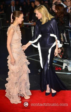 Rooney Mara, Cate BlanchettRooney Mara, Cate BlanchettRooney Mara, Cate BlanchettRooney Mara , Cate Blanchett - BFI London Film Festival -...
