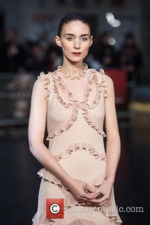 Rooney Mara - BFI LFF: 'Carol' gala screening held a the Odeon West End - Arrivals. at Odeon West End...