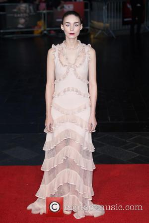 Rooney Mara - The BFI London Film Festival's AMEX Gala of 'Carol' held at the Odeon Leicester Square - Arrivals...
