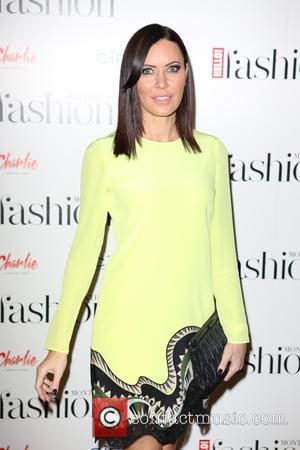 Linzi Stoppard - Arrivals at Hello Fashion Monthly First Birthday at Charlie - London, United Kingdom - Wednesday 14th October...