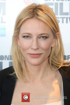 Cate Blanchett - BFI London Film Festival - Carol Photocall held at the Soho Hotel - Arrivals - London, United...