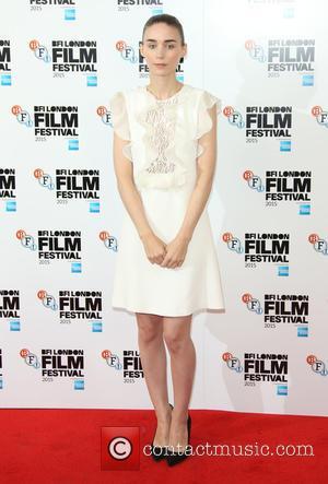 Rooney Mara - BFI London Film Festival - Carol Photocall held at the Soho Hotel - Arrivals - London, United...