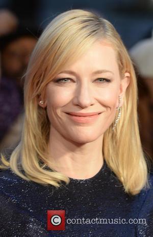 Cate Blanchett - BFI London Film Festival - 'Carol' - Gala screening - London, United Kingdom - Wednesday 14th October...