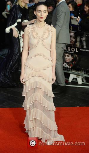 Rooney Mara - BFI London Film Festival - 'Carol' - Gala screening - London, United Kingdom - Wednesday 14th October...