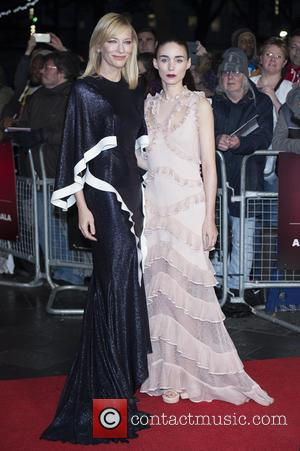 Cate Blanchett , Rooney Mara - Guest attends the BFI London Film Festival premiere of Carol at The Odean Leicester...