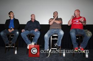 Steve Yu, Christopher Bell, Jake Roberts, Jake The Snake and Stone Cold Steve Austin