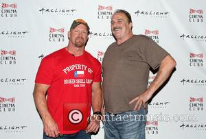 Stone Cold Steve Austin, Jake Roberts , Jake the Snake - The Resurrection of Jake the Snake Screening and Q&A...