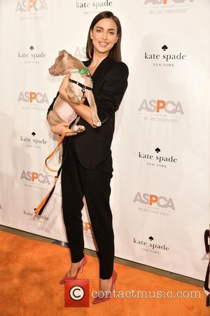 Irina Shayk - The ASPCA's annual Young Friends Benefit - Arrivals at IAC Building - New York City, New York,...